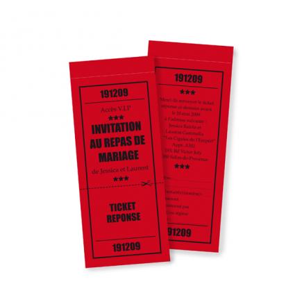 Ticket cinéma silence moteur action