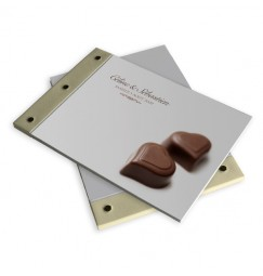 Wedding book chocolate BF