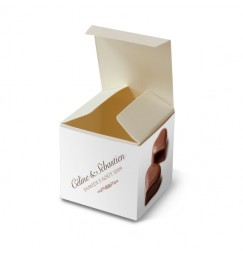 Boite de dragée chocolat BF