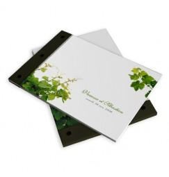 Livre d'or mariage la vigne