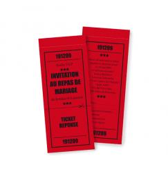 Ticket cinéma festival de cinéma