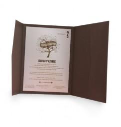 Wedding invitation rimu