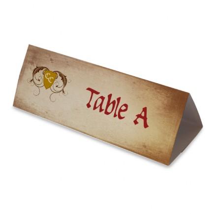 Nom table medieval