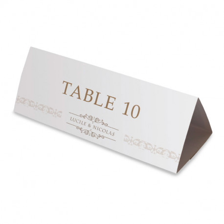 Table name enfin